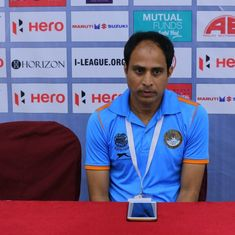 'I was depressed, football saved me': Shankarlal Chakraborty on coaching Mohun Bagan