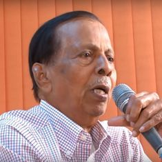 Film director CV Rajendran dies in Chennai at 81