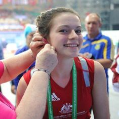 'He's in my corner': Boxer Skye Nicolson talks about late brother's spirit ahead of Gold Coast