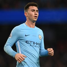 Football: Aymeric Laporte included in France's Euro 2020 qualifier squad; N'Golo Kante misses out