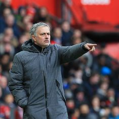 'If Mourinho was made of chocolate he'd eat himself': Former Man United manager Docherty