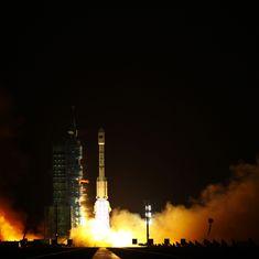 चीन 2025 तक अपने लिए 100 और सैटेलाइट लॉन्च करेगा