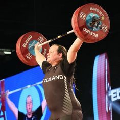 CWG chief assures full support for New Zealand's transgender weightlifter Laurel Hubbard