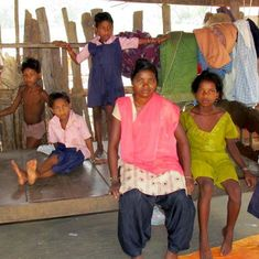 Adivasis in Odisha have not benefited from decades-old government schemes to combat malnutrition