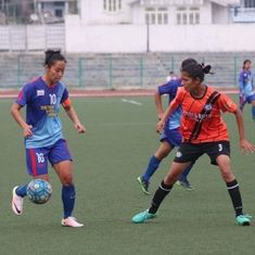 Indian Women's League: ESU, Kryphsa maintain unbeaten runs; Sethu FC record second win