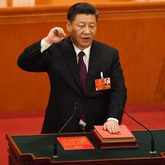 Is China's Xi a bold thinker, a tireless anti-corruption crusader or a 21st century emperor?