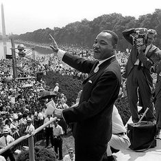 Martin Luther King Jr had a dream – but it was much more radical than just racial brotherhood