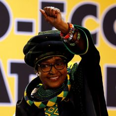 Winnie Madikizela-Mandela: A novelist remembers a reluctant leader and broken-hearted wife