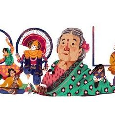 Google Doodle marks feminist freedom fighter Kamaladevi Chattopadhyay's 115th birth anniversary