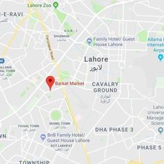 Lahore: Five dead, one injured as fire breaks out at a bakery