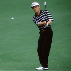 Palmer's first, De Vicenzo's near-miss, Lyle creates history:  Five notable Masters victories