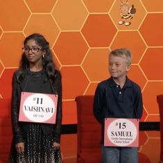 Watch: Can these spelling bee champions spell as badly as Donald Trump?