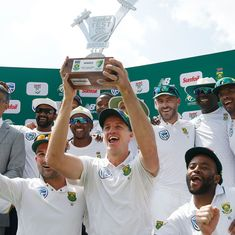 Vernon Philander rips Australia apart as South Africa give Morne Morkel a fitting farewell