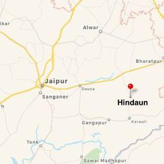 Rajasthan: Curfew relaxed in Hindaun where mob set ablaze houses of Dalit MLA, former legislator