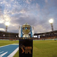 Talks of hosting IPL still premature: No headway after franchise owners' teleconference meet