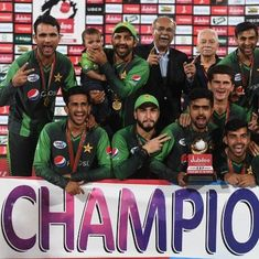 Pakistan beat West Indies by eight wickets, complete whitewash of T20 series