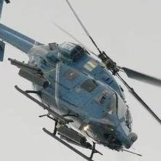 भारत के दो सैन्य हैलीकॉप्टर मालदीव में ही रह सकते हैं : सूत्र
