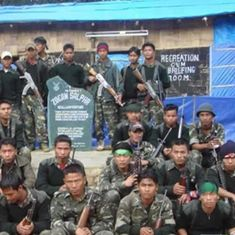 Mizoram: Militant outfit signs peace deal with government, will lay down arms on April 12
