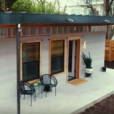 Watch: 3D-printed homes like this one may be a solution to the world's housing crisis