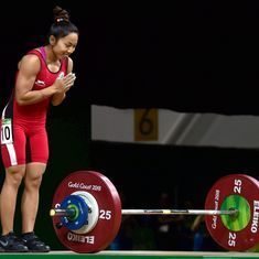 Mirabai Chanu to lead India's 12-member squad in Asian Weightlifting Championships
