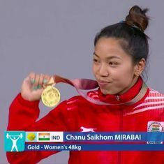 CWG 2018: Flawless Mirabai Chanu bags India's first gold medal with a record show