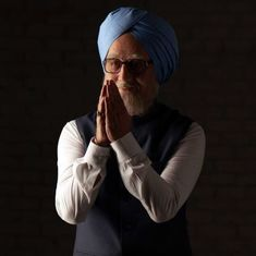 First look: Anupam Kher as Manmohan Singh in 'The Accidental Prime Minister'