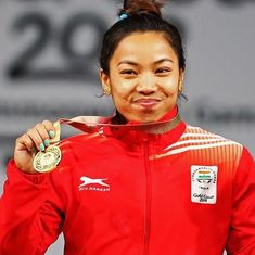 Mirabai Chanu leads gold medal rush for India at Commonwealth Weightlifting Championship