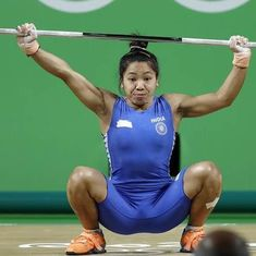 Mirabai Chanu in doubt for Asian Games due to back injury