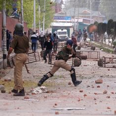 Jammu and Kashmir: Students, police clash over death of civilians, militants in Shopian and Anantnag