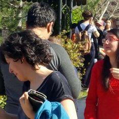Turkey: Four academics shot dead at university campus, gunman arrested
