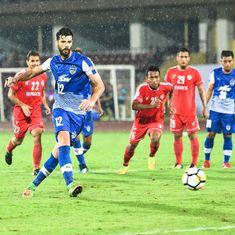 Bengaluru beat Aizawl 3-1 in AFC Cup group match
