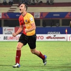 Al-Amna strike carries East Bengal through to Super Cup quarter-final