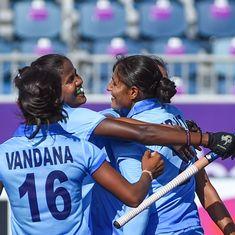CWG 2018 Hockey: Gurjeet Kaur, Rani Rampal hand India 4-1 win over Malaysia