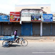 Trichy: Farmers protesting for Cauvery board evicted as statewide shutdown ends
