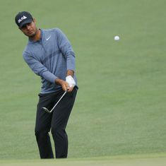 Golf: Shubhankar lies at tied 54th at WGC-Mexico Championship, Dustin Johnson extends lead to four