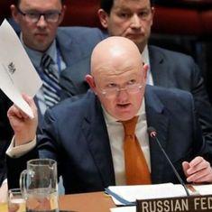 ब्रिटेन आग से खेल रहा है : रूस