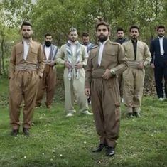 Watch: Mr Erbil is a headline-grabbing gentleman's fashion club of male feminists in Iraq