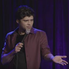 Watch: A stand-up comedian has been receiving threats for this comic routine about Disc Jockeys