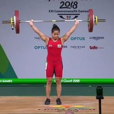CWG, Day 2: Weightlifters continue medal-winning run, shuttlers, boxers remain unbeaten