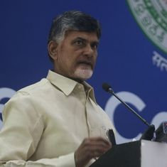 'All regional parties are uniting to defeat the BJP,' says Andhra Pradesh CM Chandrababu Naidu