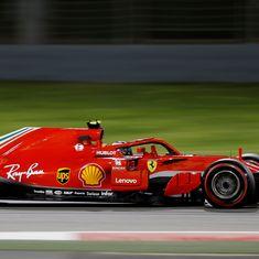 Bahrain GP: Raikkonen on top as Ferrari dominate second free practice