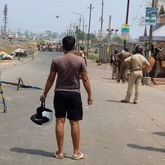 Ground report: As Asansol burnt, the West Bengal police did too little too late, residents say