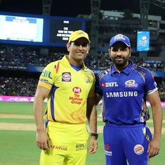 Preview: High-flying Chennai Super Kings take on struggling Mumbai Indians