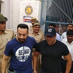 The big news: Salman Khan walks out of Jodhpur jail after getting bail, and nine other top stories