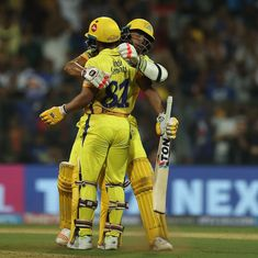 MI vs CSK, as it happened: Kedar Jadhav, Dwayne Bravo script thrilling 1-wicket win for Chennai