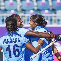 Hockey: Vandana, Gurjit on target as India beat China 3-1 in Asian Champions Trophy