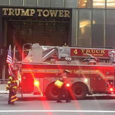 US: One killed as fire breaks out at Trump Tower