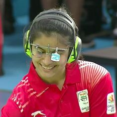 CWG 2018, Shooting: 16-year-old Manu Bhaker clinches gold with dominant display, Sidhu bags silver