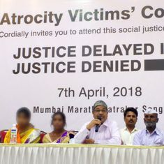 'Don't destroy Atrocity Act claiming that Dalits are filing bogus cases': ex-MP Bhalchandra Mungekar