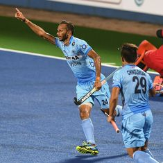 CWG 2018 Hockey: SV Sunil's late winner helps India scrape through in thriller against Wales